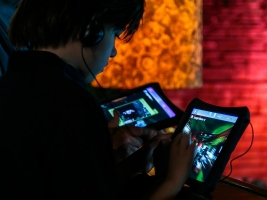 Unified Field Interactive Studio developed the Graceland iPad tour.
