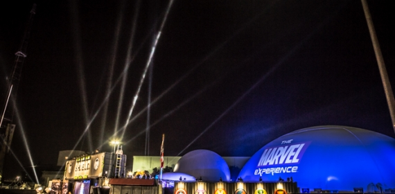 The Marvel Experience Interactives