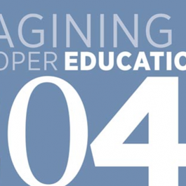 Imagining Cooper Education 2040